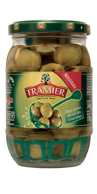 tire-olives Tramier
