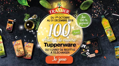 Le Jeu de l'automne Tupperware - So'Tramier